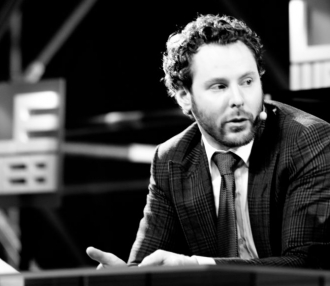 Sean Parker STAT interview