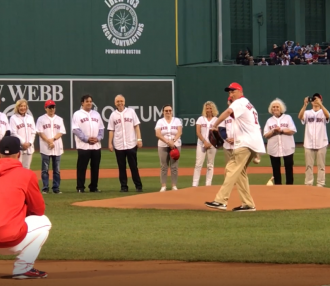 2019 Cure Alzheimer's Fund Night at Fenway Park