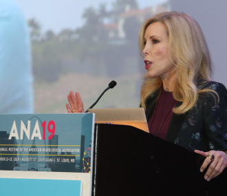 A Musical Journey with Alzheimer's Disease: Kim Campbell Gives Caregiver Perspective at ANA2019